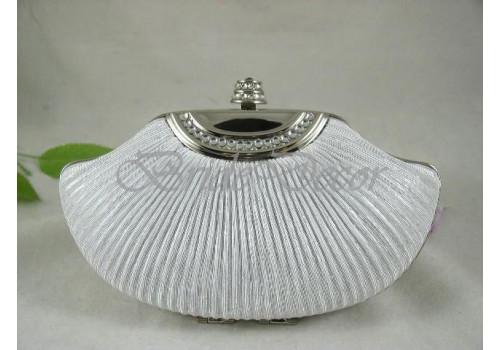 Клатч невесты «Морская раковина»