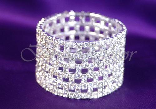 Свадебный браслет «Нити любви»