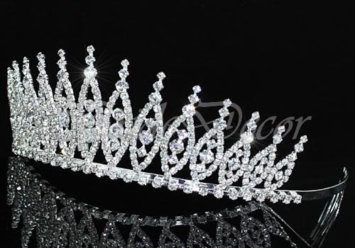 Высокая диадема «Королева»