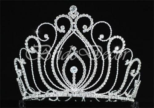 Корона на голову «Серебро»