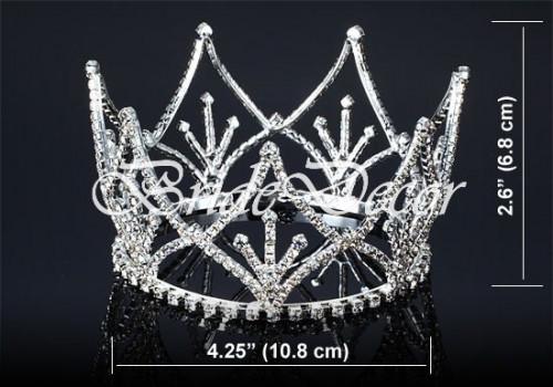 Корона для невесты «Стрелы Амура»