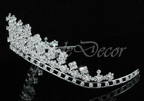 Диадема для невесты «Монро»