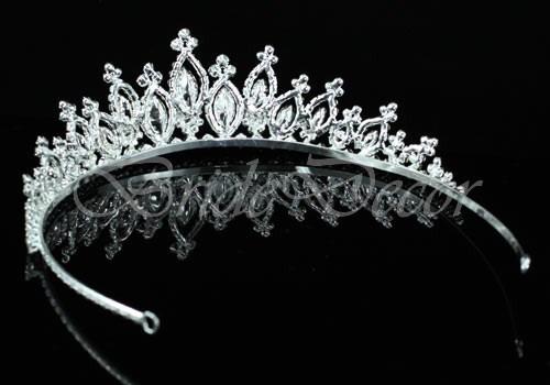 Свадебная диадема «Царица»