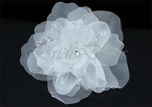 Вуалетка для невесты «Райское удовольствие»