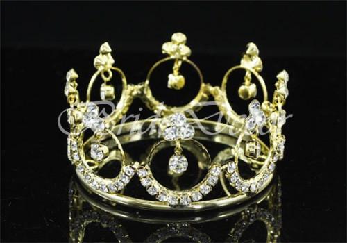 Золотистая корона «Цветы любви»