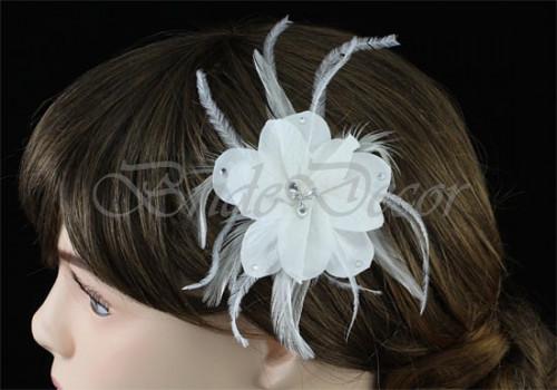 Маленькое украшение для волос «Райский цветок»